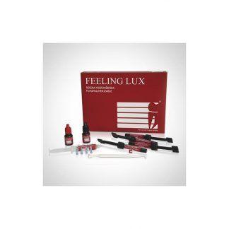 Feeling Lux Estuche 4 Jeringas