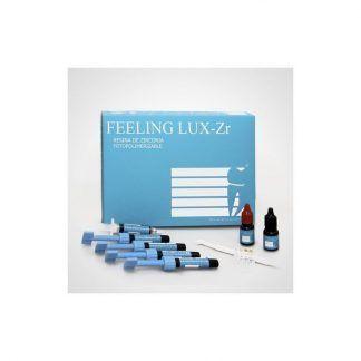 Feeling-Lux Zr estuche de 4 Jeringas